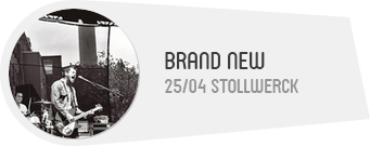 30. April 2014 - Brand New Konzert