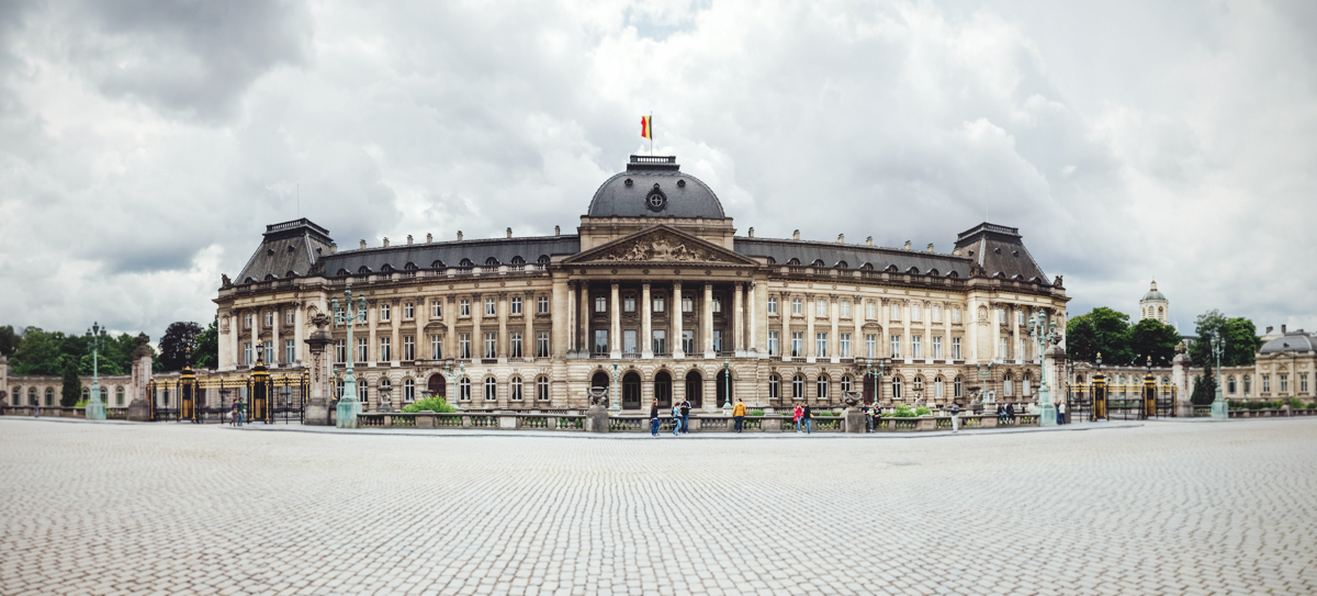 Brüssel - Royal Palace