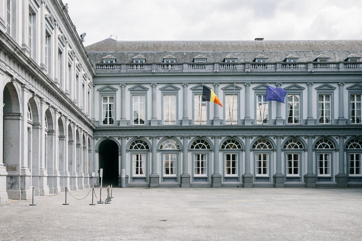 Brüssel - Egmont Palace