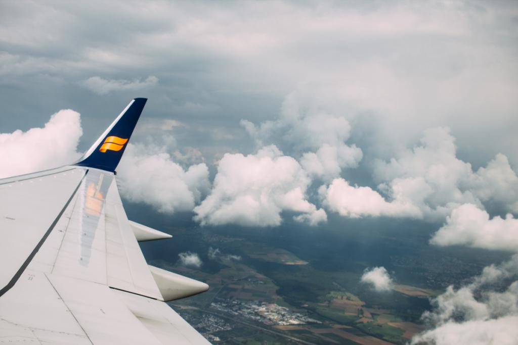 Flug ab Frankfurt