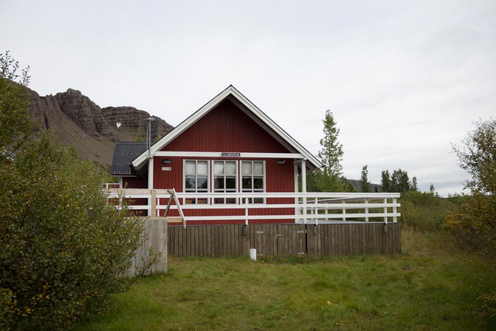 Ferienhaus Glaðheimar