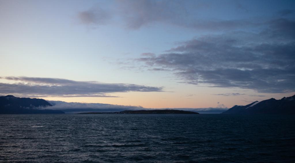 Insel Hrísey