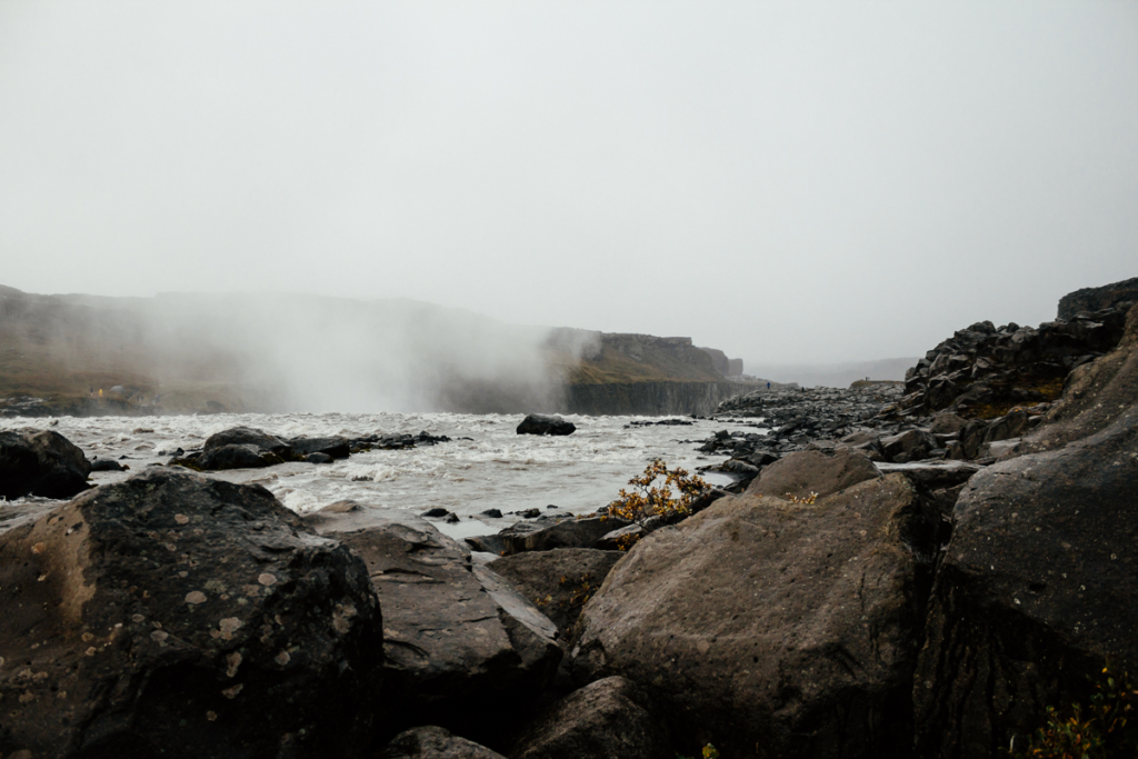 Island Dettifoss