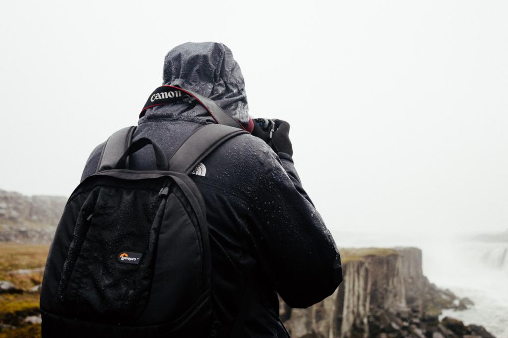 Regen Island Selfoss
