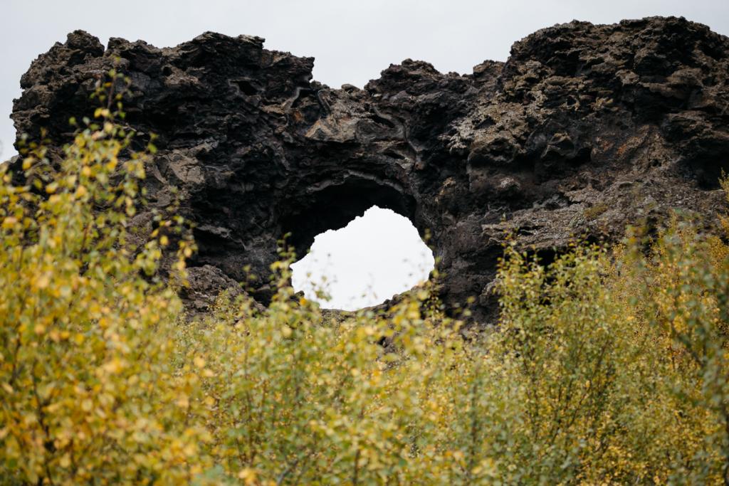 Dimmuborgir Island