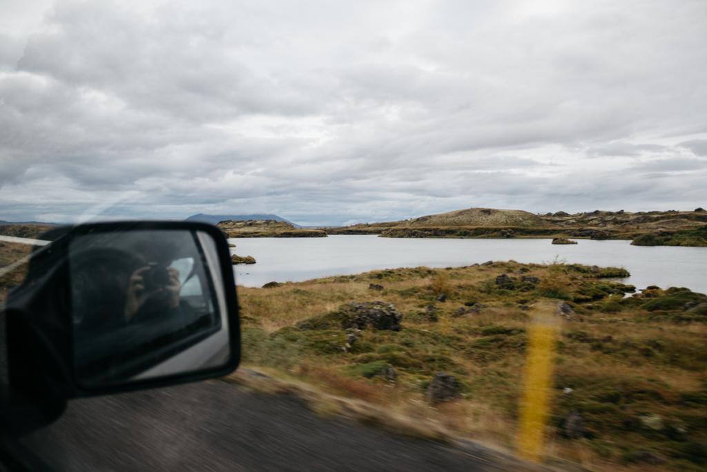 Fahrt um Mývatn Island
