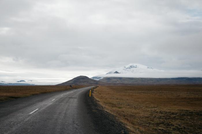 Snæfell Island