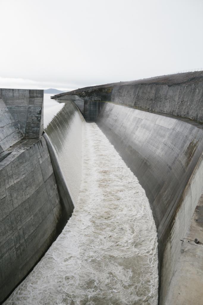 Kárahnjúkar-Kraftwerk Island