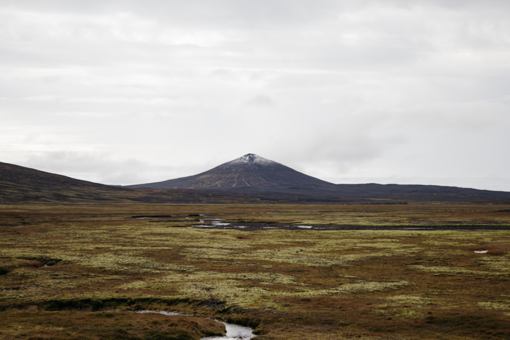 Snæfell und Umgebung