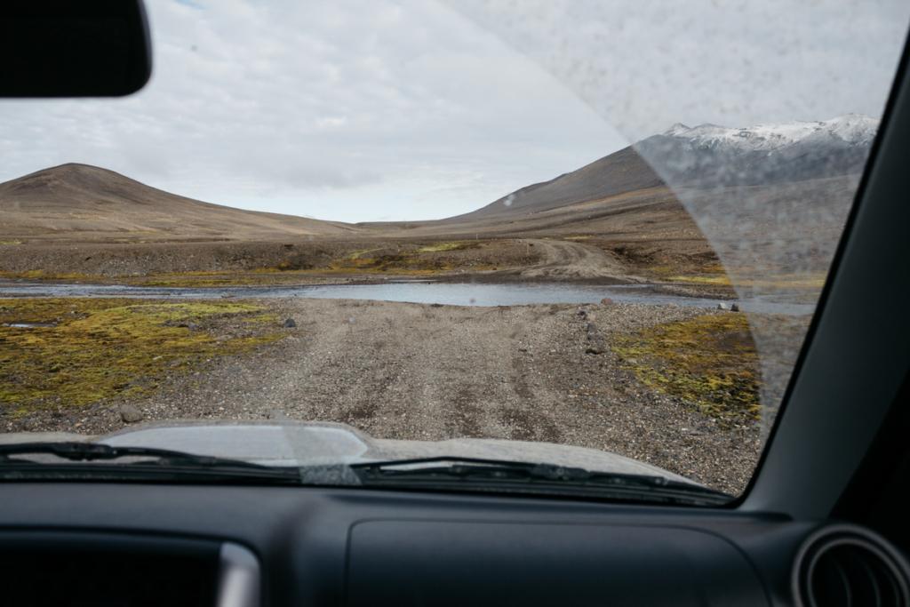 Furt Snæfell und Umgebung