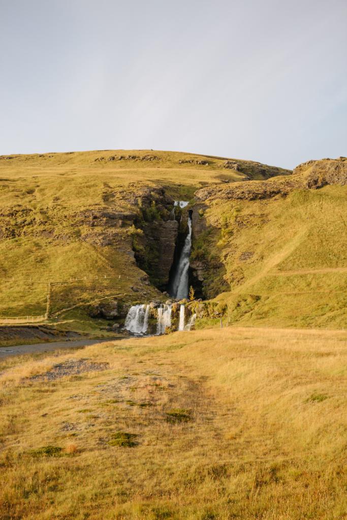 Gluggafoss Island