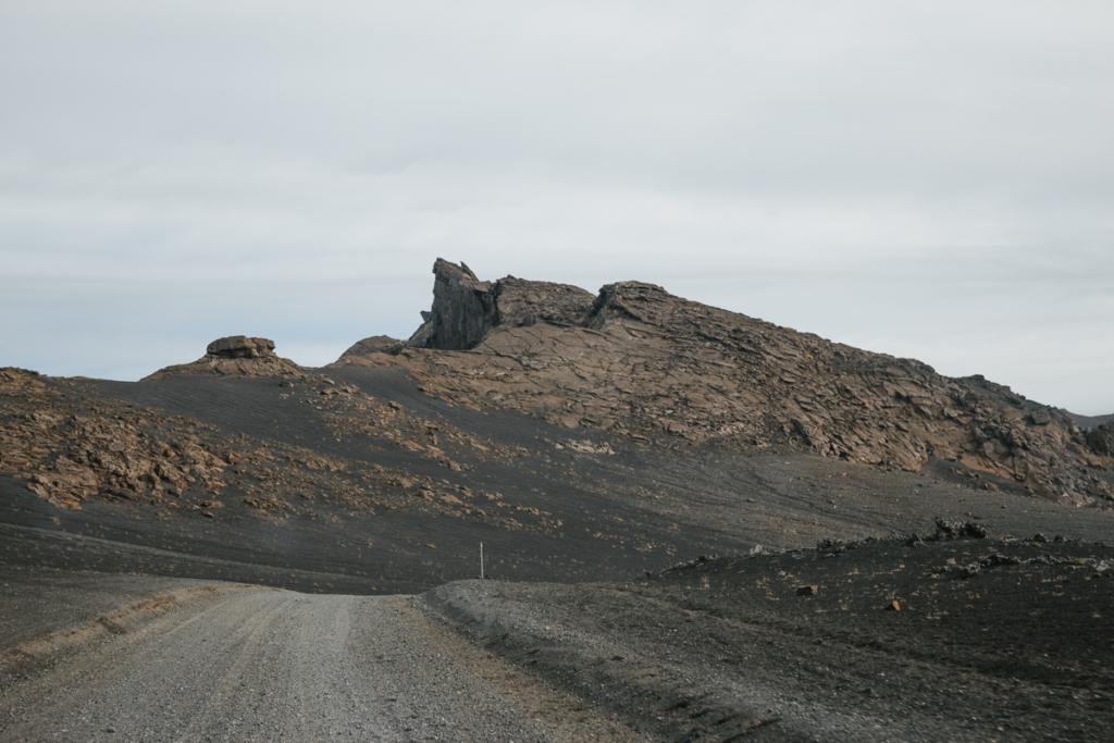 Fahrt nach Landmannalaugar